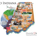 Indiana CTSI featured in 2017 BioIndiana Hotbed Map