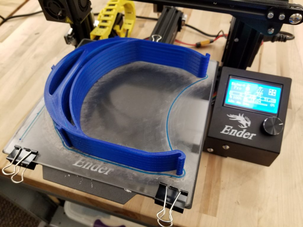3d printing work