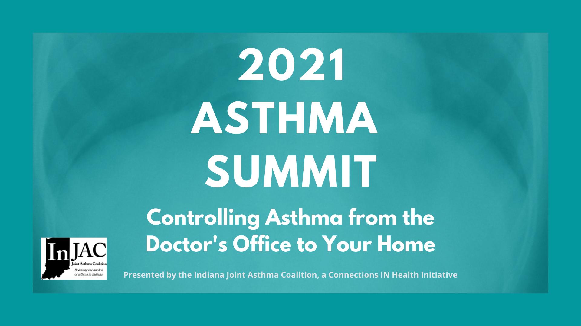 Asthma Summit Flyer