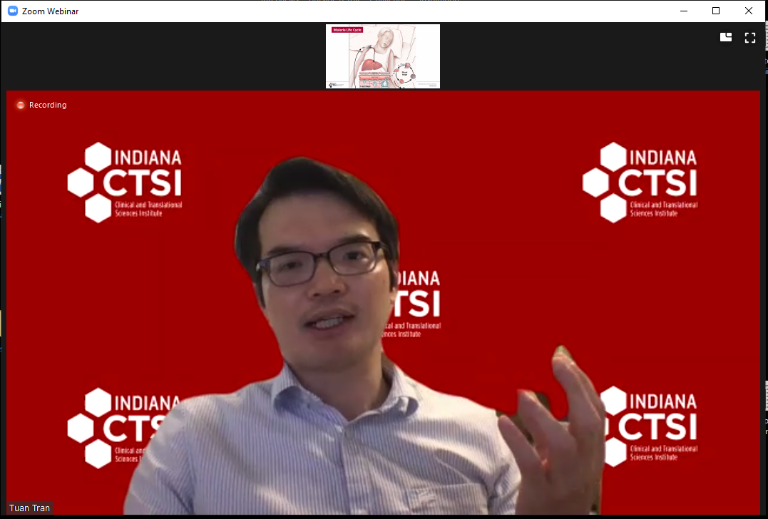 Tuan Tran's presentation