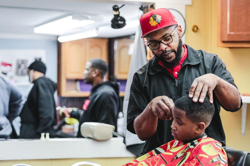 Black Barber Shop Initiative