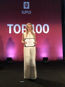 Anna at Top 100