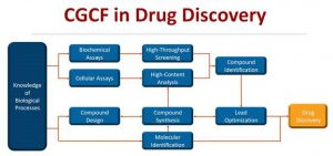 Flowchart of CGCF in drug discovery