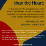 Cardiovascular and Diabetes Coalition of Indiana (CADI) marks American Heart Month