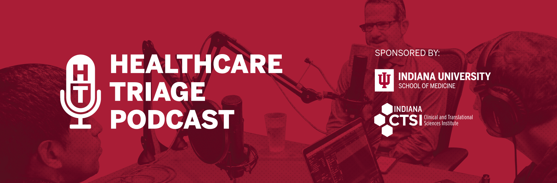 Healthcare Triage Podcast graphic