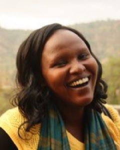 Headshot of Julia Songok