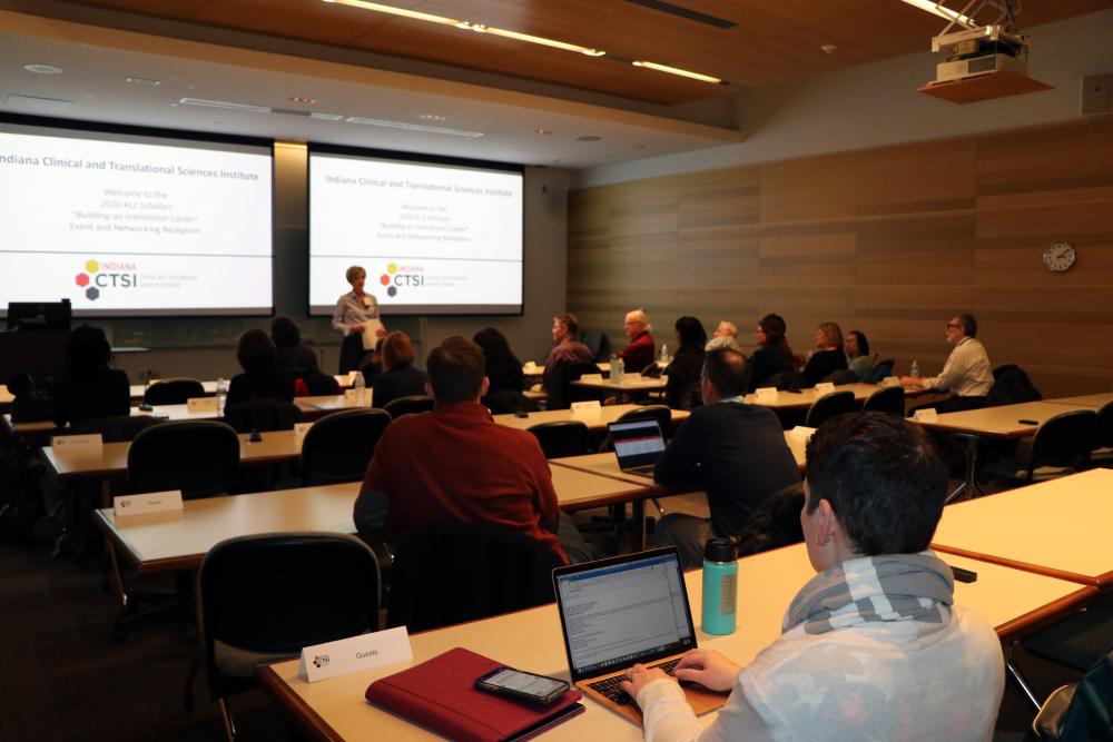 photo of CTSI education and training program event